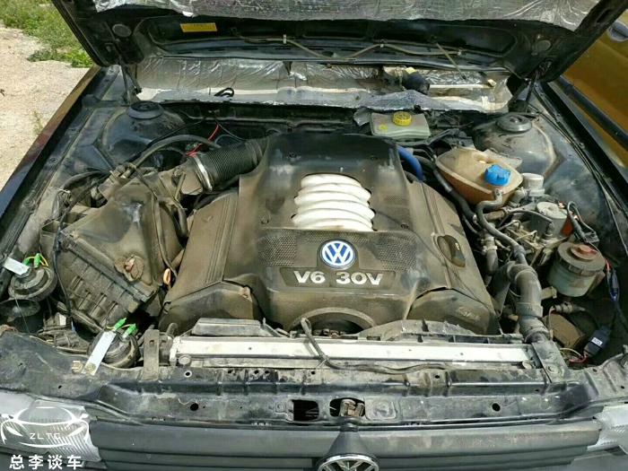 小时候穷,买不起普桑,长大后买二手车圆梦,还装上了V6发动机