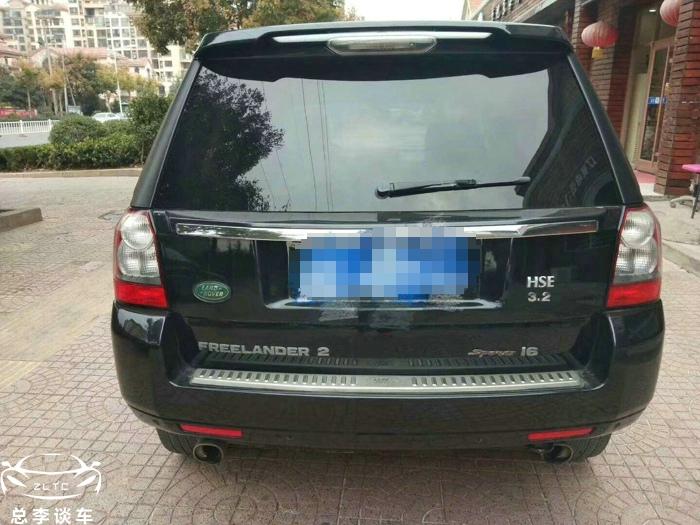 巩汉林的座驾,外形比路虎发现4硬朗,停产后变绝版车
