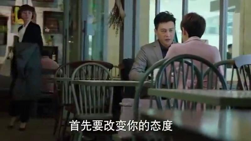 马伊琍和靳东在一起,岂料袁泉来了,有点尴尬