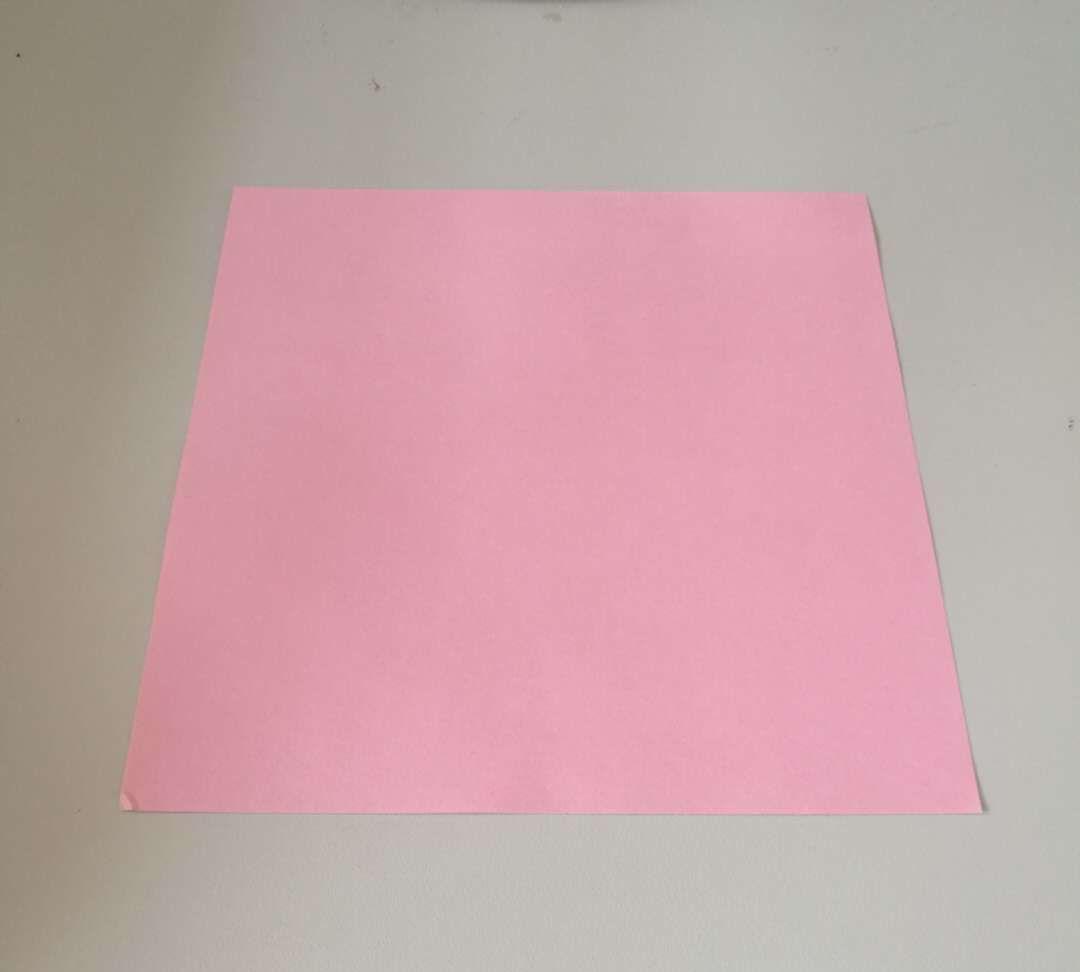 简单折纸,考拉的折叠方法
