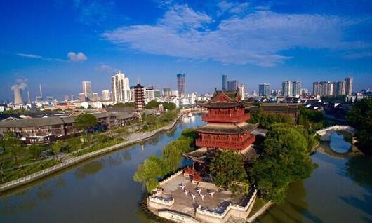 里运河文化长廊:水城淮安之美
