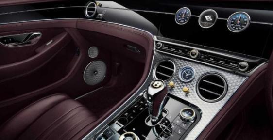 100周年,宾利推出100辆特别版车型