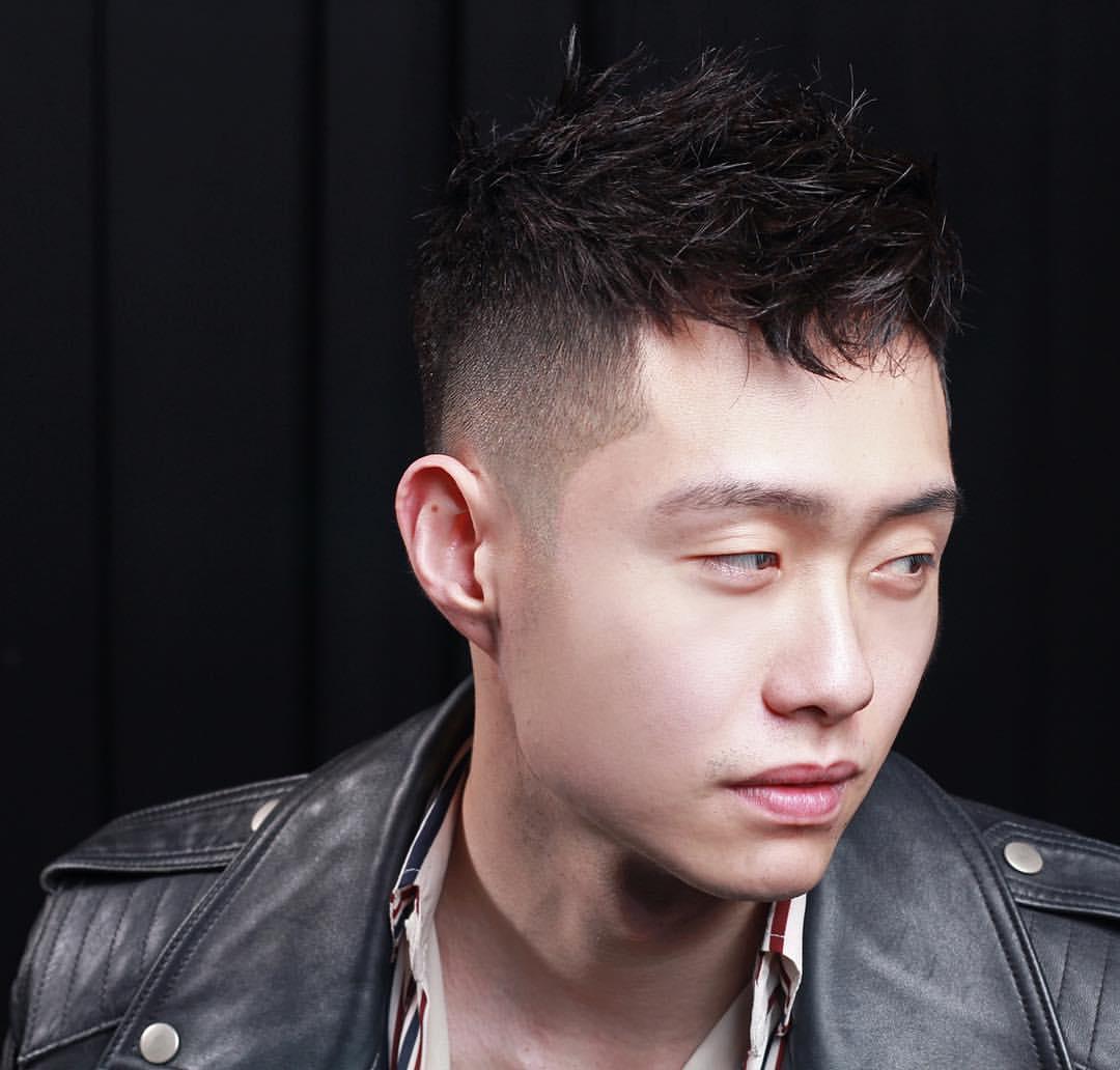 2019很流行的男士发型,今年这样剪就对了