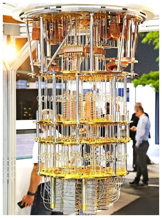 """谷歌称首次""""量子霸权""""实验成功,全面超载IBM""""巅峰""""超级电脑"""