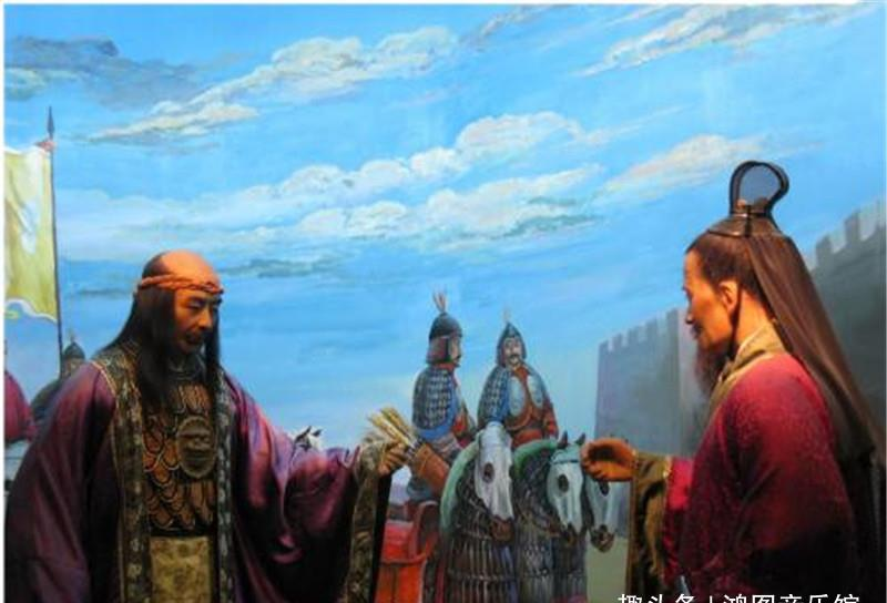 天龙八部刘亦�_宋辽签订《澶渊之盟》,30万岁币换来百年和平到底值不
