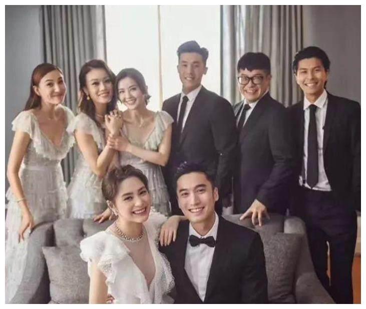 阿娇INS的婚纱视频曝光,郑希怡表白阿娇:妳是最善良的天使