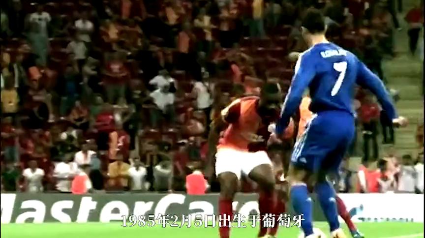 足坛十大速度最快的球员!曾与布加迪威龙比赛的葡萄牙飞人C罗!