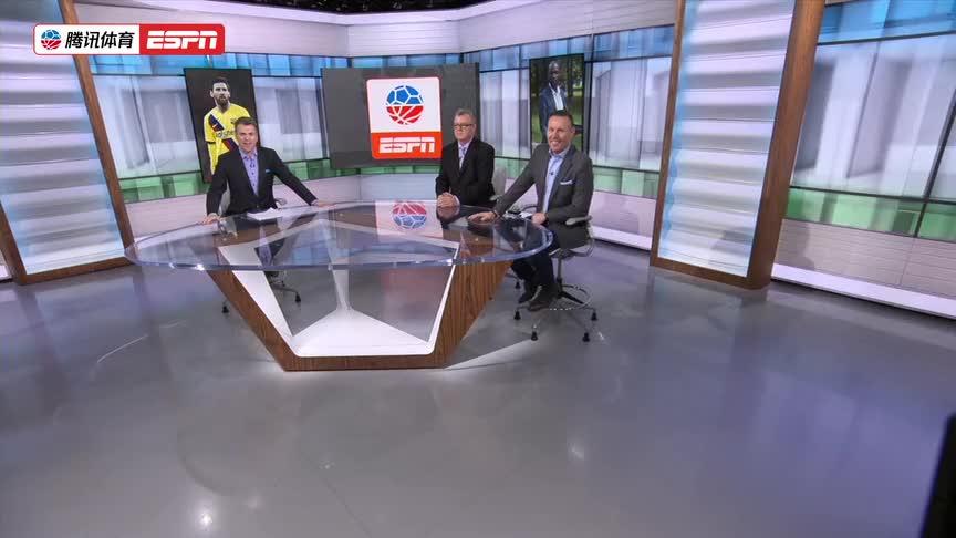 ESPN专家全员挺梅西手撕阿比达尔没毛病 后者能力不足早晚走人