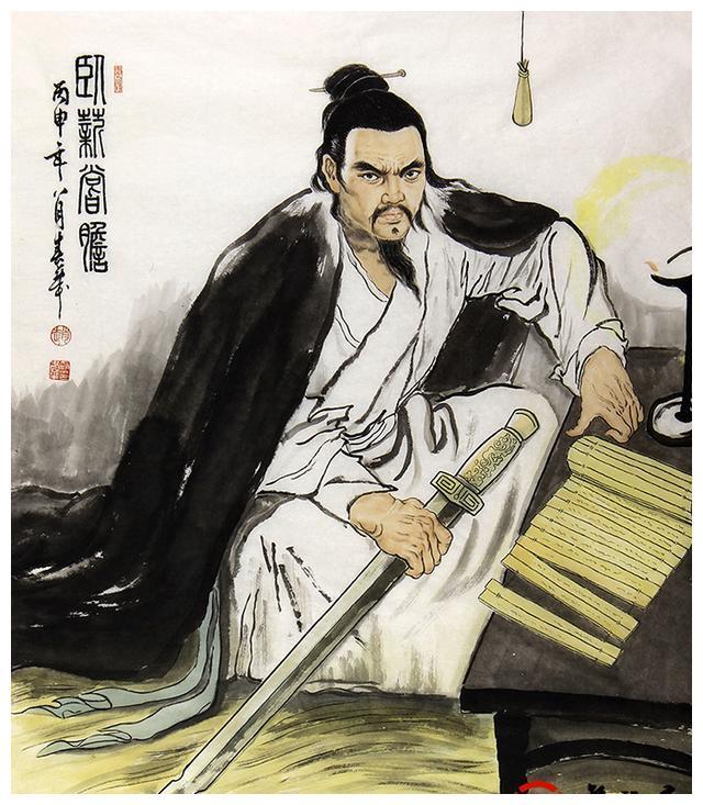 笔墨雄浑,气韵流畅——赵春华人物画作品赏析