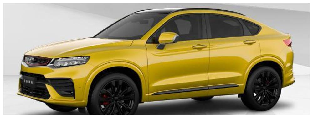 好看又便宜  这3款国产轿跑SUV怎么选?