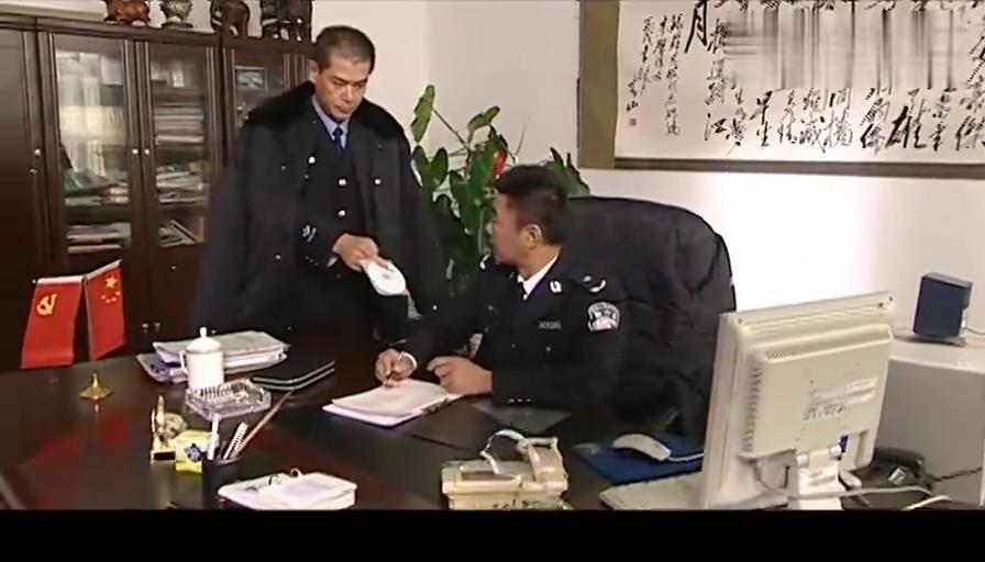 影视:督察长拿来录像,这下刑警大队长要翻案了,有救了