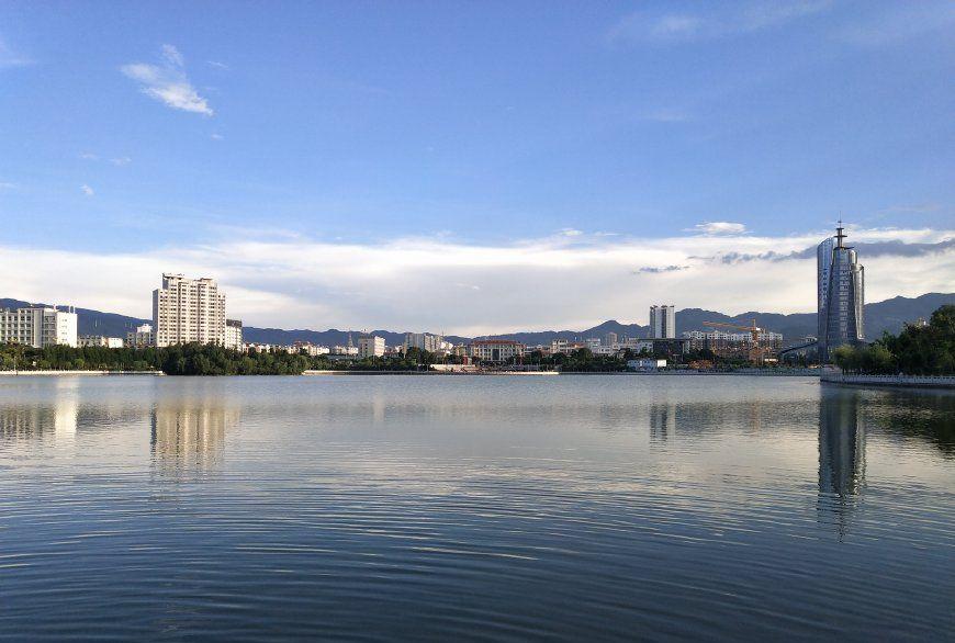 原创拍摄于2018年7月云南有最不一样的风景有没有旅游爱好者想来