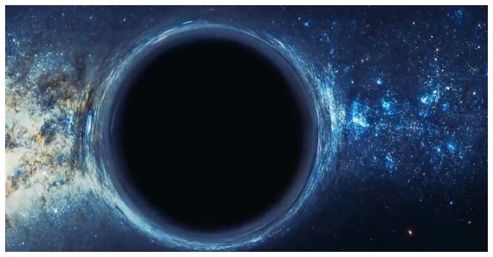 黑洞或许是