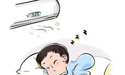 夏季开空调怕孩子感冒,不开嫌热,这样开空调孩子即舒爽又少生病