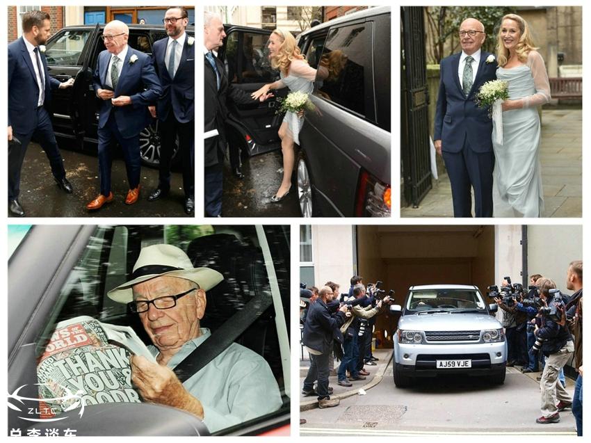 身价千亿,娶4任妻子,看看他的奢华座驾,劳斯莱斯都不值得一提