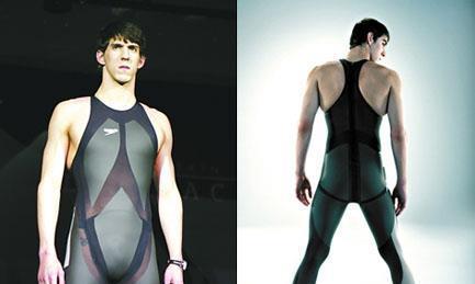 """被泳联禁止的鲨鱼泳衣到底有多强?菲尔普斯穿上它就像在""""开挂"""""""