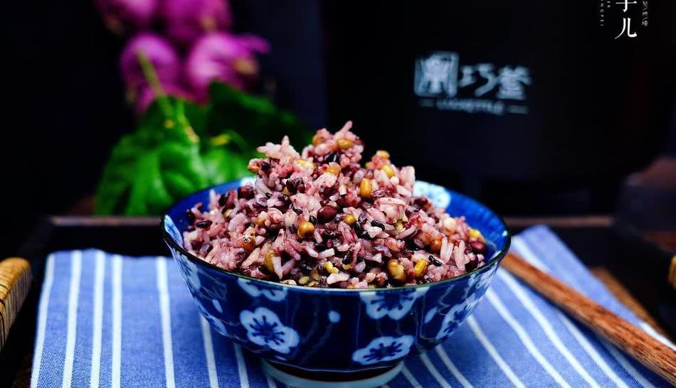 杂粮饭这样做,粒粒分明,松软Q弹,低糖健康,好吃不长肉