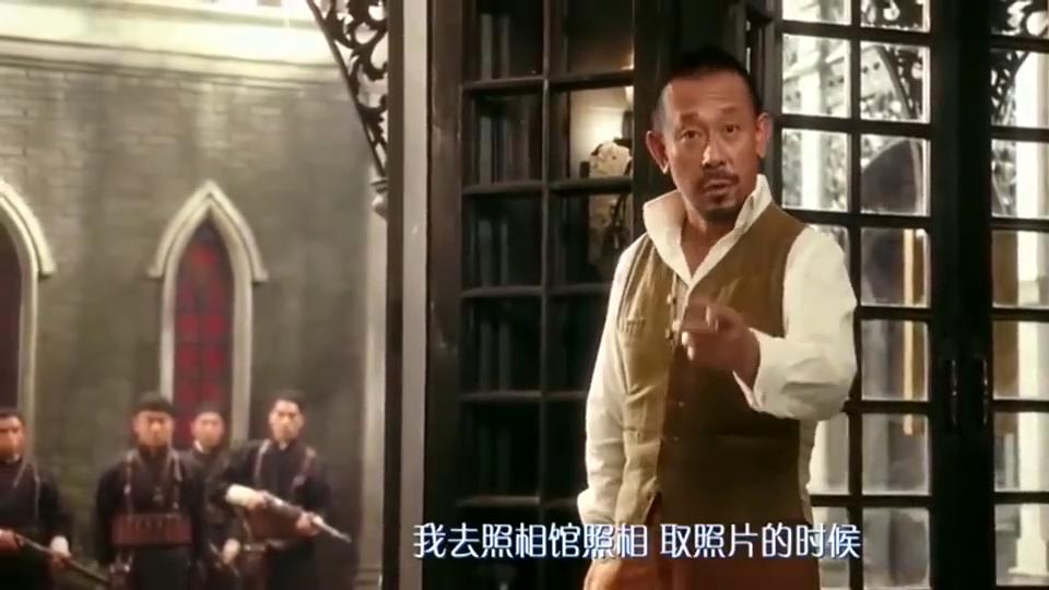 让子弹飞:姜文被拆穿假县长身份,周润发一番演技无敌了!