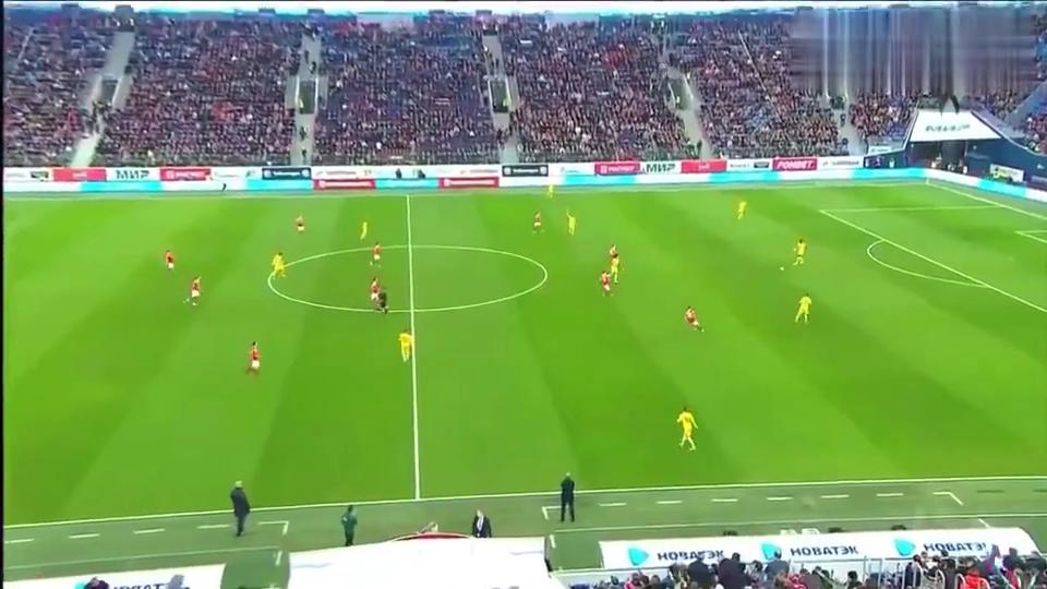 欧预赛-阿扎尔双响卢卡库破门比利时4-1俄罗斯豪取9连胜