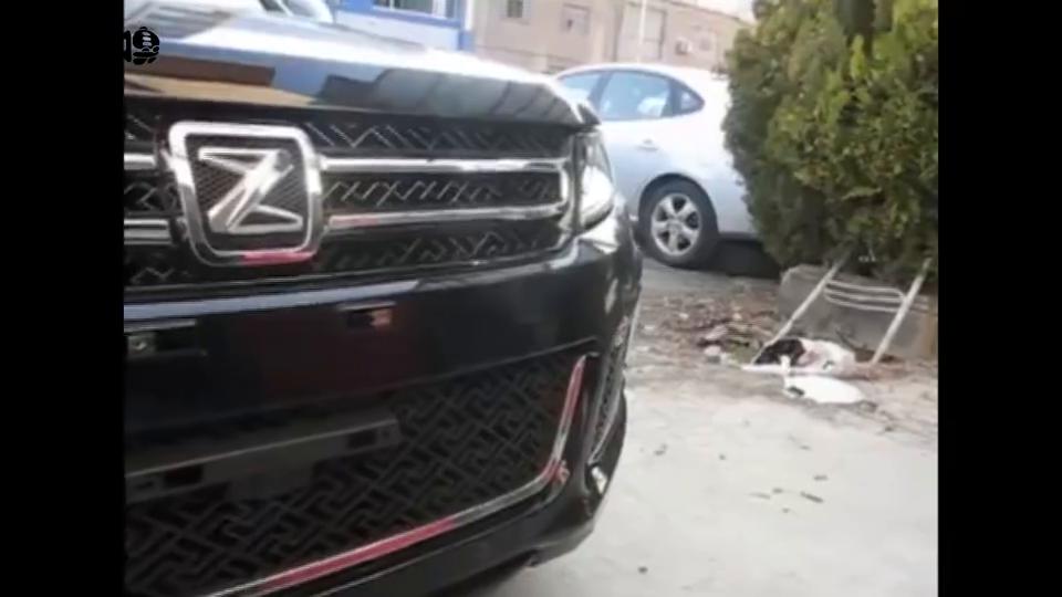 视频:众泰T600,满满的都是科技,造就你的豪车梦
