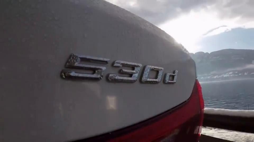 视频:试驾宝马5系旅行版