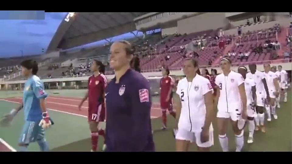 世界杯中国战平世界冠军,女足停球转身射门一气呵成