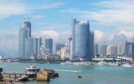 四川这座风景优美迷人的城市不是绵阳,是你所在的城市吗?