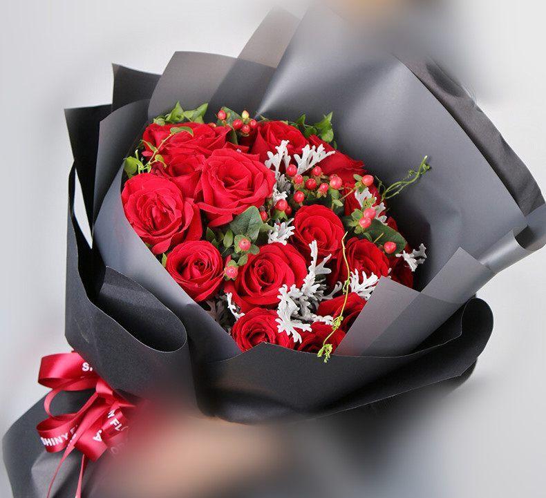 红玫瑰鲜花确实美,女朋友无法抗拒的诱惑