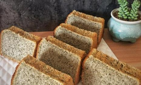 《李姐蛋糕研究堂》:杂粮戚风蛋糕,冷藏过的蛋白会更容易打发