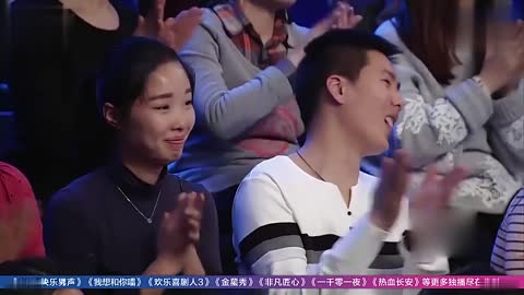 岳云鹏爆笑登场和金星沈南玩猜歌游戏真逗