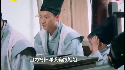 爸爸去哪儿:杨阳洋没有和姐姐分享玉米,爸爸要受到惩罚,好委屈