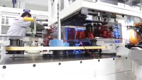 走进国内电机顶尖行列生产厂家,看高端电机怎么制造的