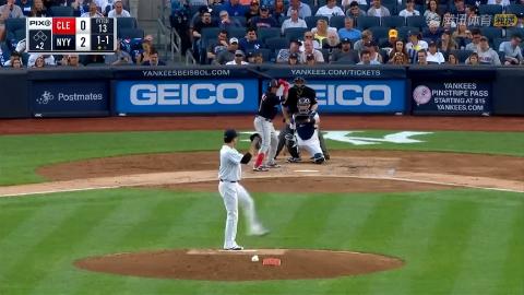 得分本赛季第20支本垒打 拉米雷斯帮助印第安人拿下一分