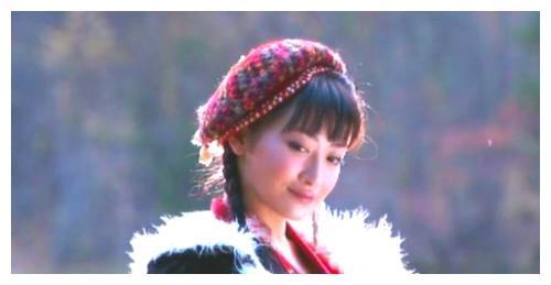 戴毛线帽子的古装千金小姐,杨幂软萌、陈紫函俏丽、李婷宜清纯
