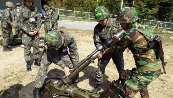 韩国陆军前线部队库房突发爆炸,4名军人重伤,事故具体原因不明