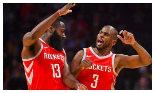 NBA7大官方奖项,火箭6项全军覆没颗粒无收,遭勇士5比1实力碾压