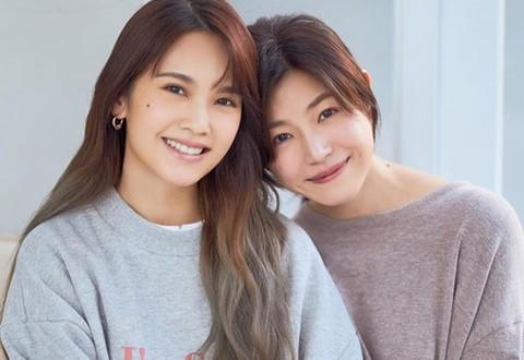 杨丞琳力邀陈妍希作为新歌《不可惜》MV的女主角