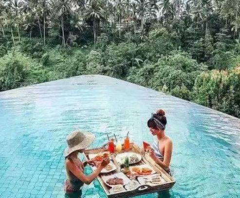 旅游:国内度蜜月的首选地巴厘岛
