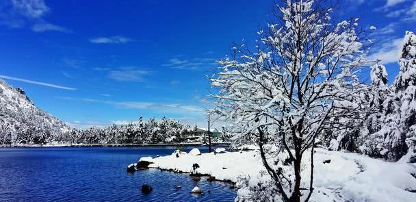 云端上的休闲胜地!冬季的螺髻山,美得不像话