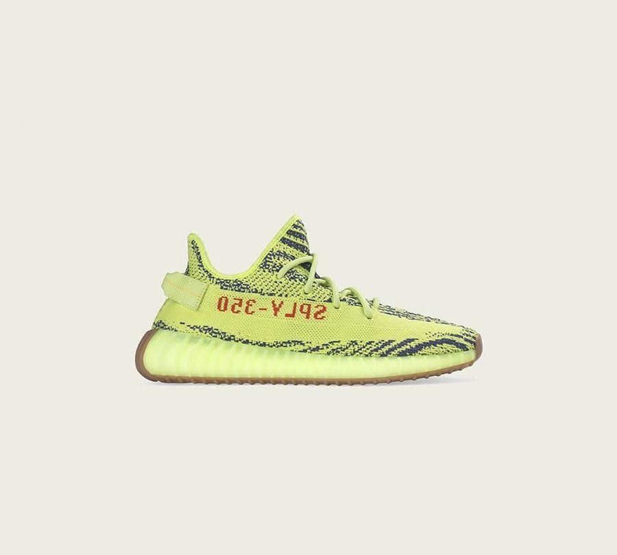 近期发布的潮流球鞋一览,椰子黄斑马要来了