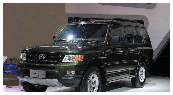 这款SUV:仅售11万,实力派军工品质,性价比超高