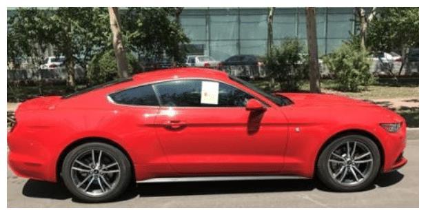 哥们买辆二手野马!打开车门一股异味,车贩子坦白:车主是女网红