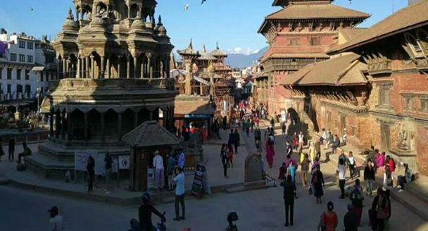 尼泊尔:释迦牟尼的诞生地,神奇的高山王国,迷人的湖光山色