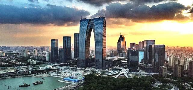 """中国""""最牛""""地级市,GDP接近2万亿,比省会南京还厉害!"""