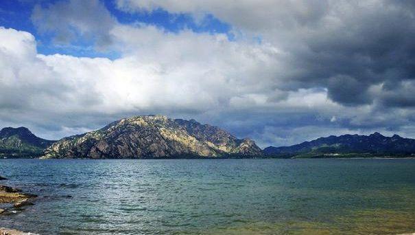 山东临沂最东的县,和日照接壤,拥有天佛旅游区!