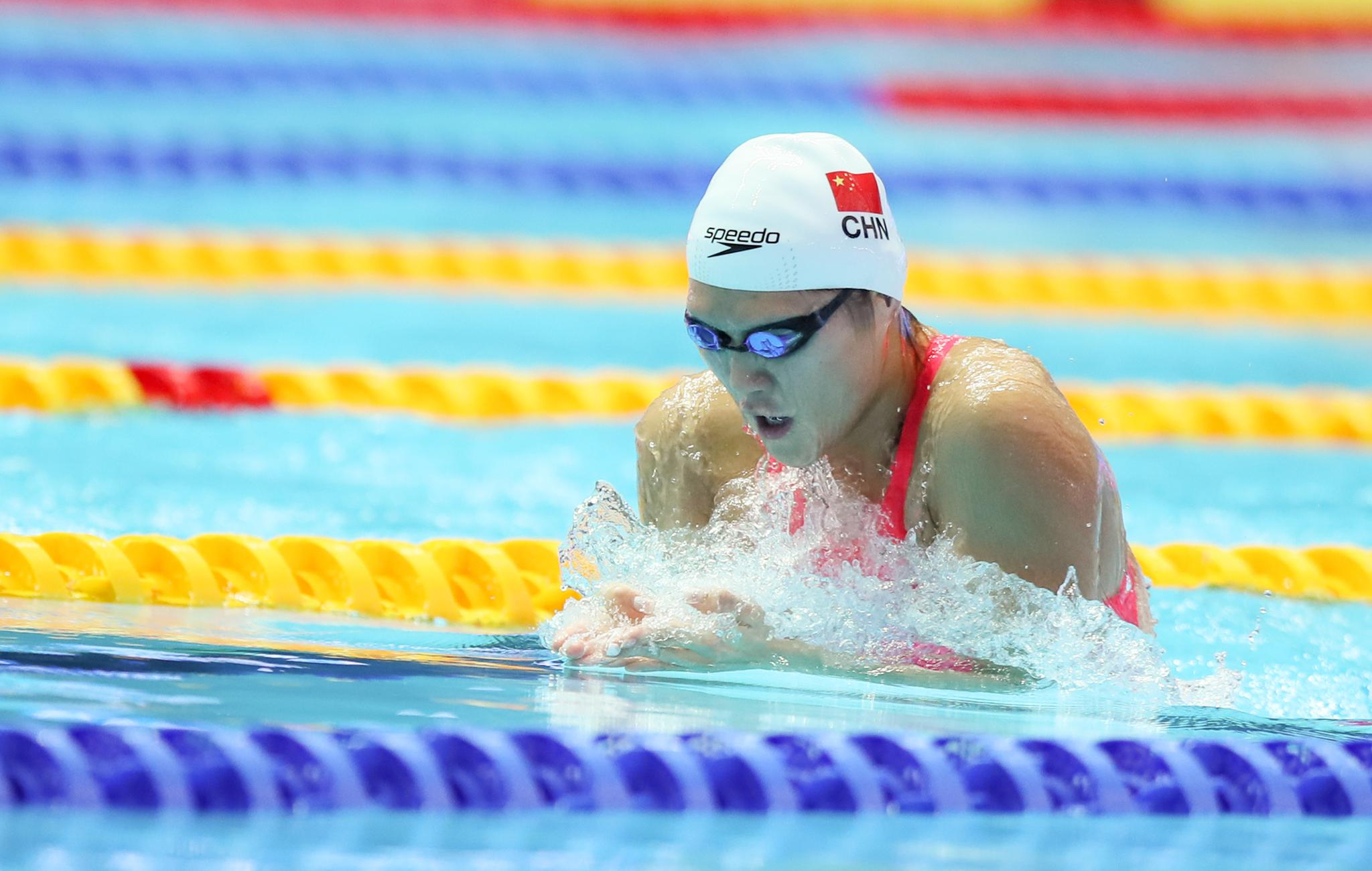 游泳世锦赛不只有孙杨,徐嘉余与叶诗文也同样大放异彩