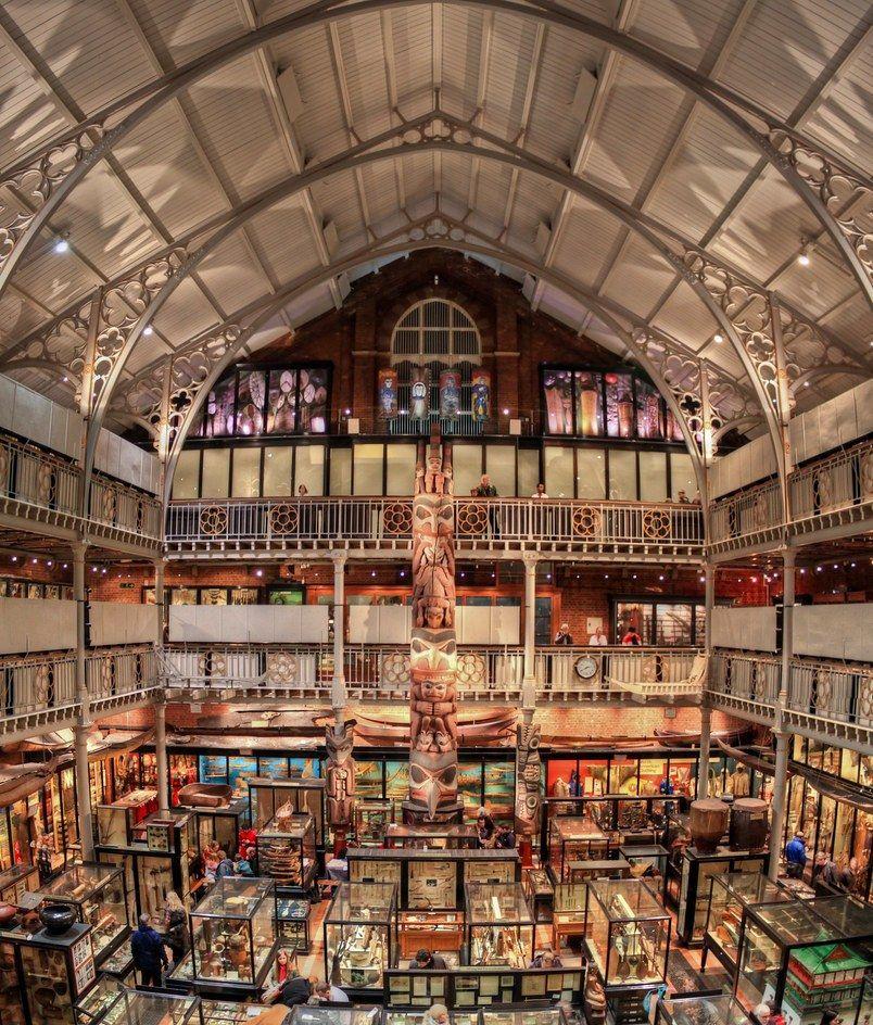50万件藏品,几个月都看不完,藏于牛津大学的奇特博物馆