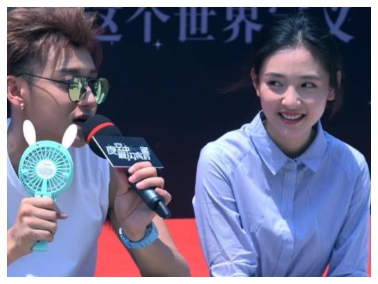 黄子韬合作过的四大最美女星,杨采钰垫底,赵艺第三,最美是她!