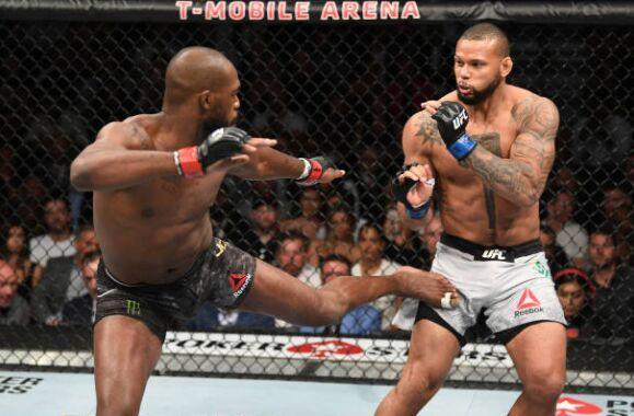 2019年7月7日UFC 239期 – 对阵[视频] Jones vs. Santos