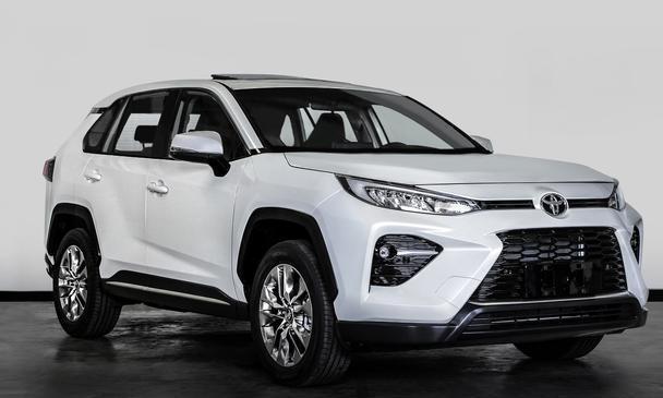 广汽丰田发布全新SUV申报图,官方命名威兰达,双车战略正式实施